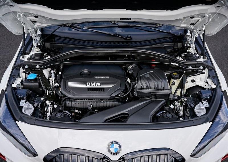 Bmw 128ti-Engine