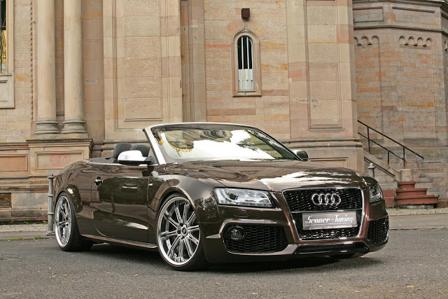 Brown_AUDI_A5_Cabrio_tuned_by_SENNER_pic-7