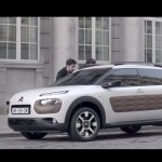 2015 CITROEN C4 CACTUS -ADVERTISEMENT – COMMERCIAL