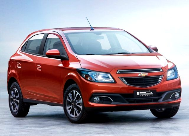 CHEVROLET Onix front pic 1 2014 CHEVROLET ONIX