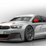 WTCC CITROEN C-ELYSEE Racing car
