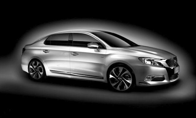 CITROEN new DS5 LS Sedan for China