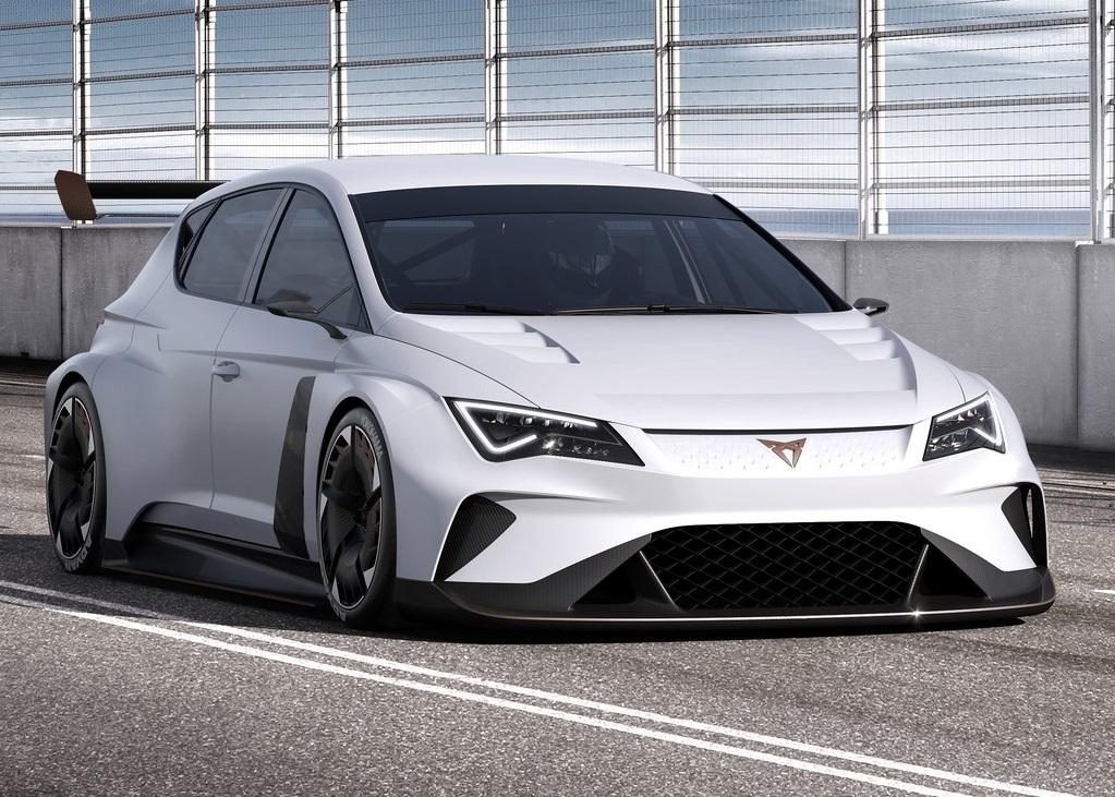 SEAT CUPRA e-RACER Concept