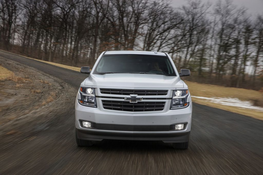 CHEVROLET TAHOE RST