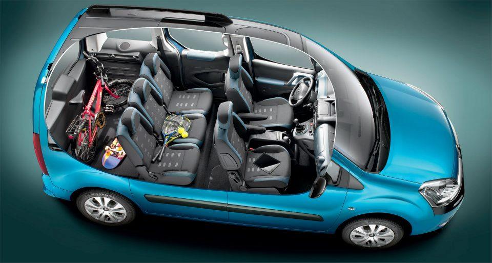 2012 Citroen Berlingo Restyle…www.oopscars.com… | OopsCars
