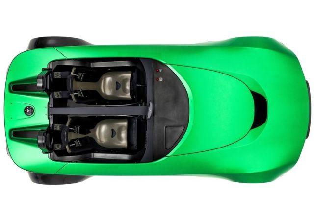 Caterham Aero7 Concept