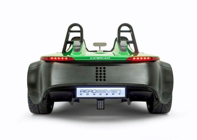 Concept CATERHAM_AERO7_rear_pic-4