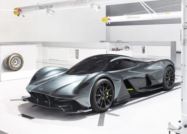 Concept ASTON MARTIN AM-RB 001
