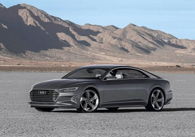 Concept AUDI PROLOGUE PILOTED DRIVING