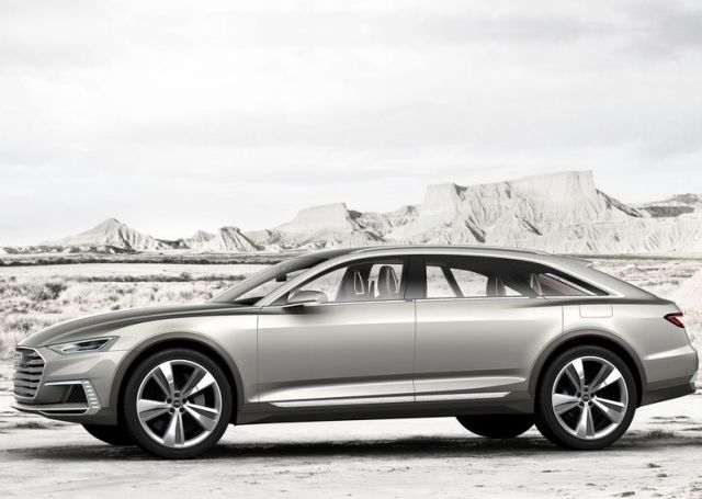 Concept AUDI PROLOGUE ALLROAD