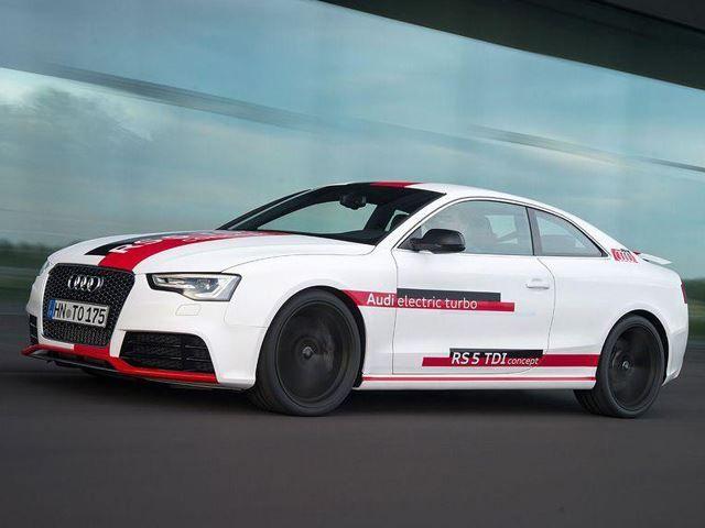 Concept AUDI RS5 TDI 3.0 385 hp