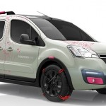 Concept BERLINGO MOUNTAIN VIBE