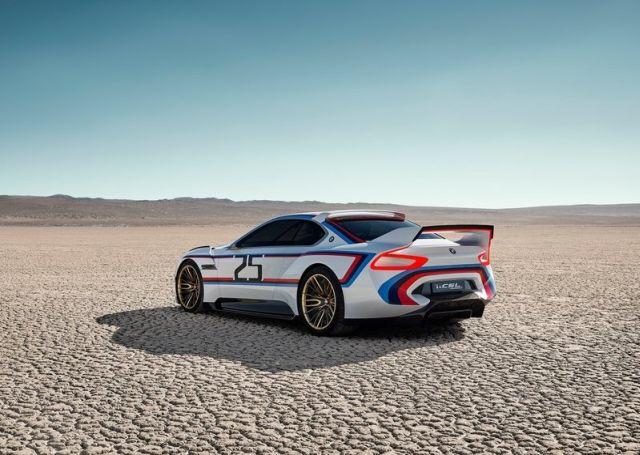 Concept BMW 3.0 CSL Hommage R
