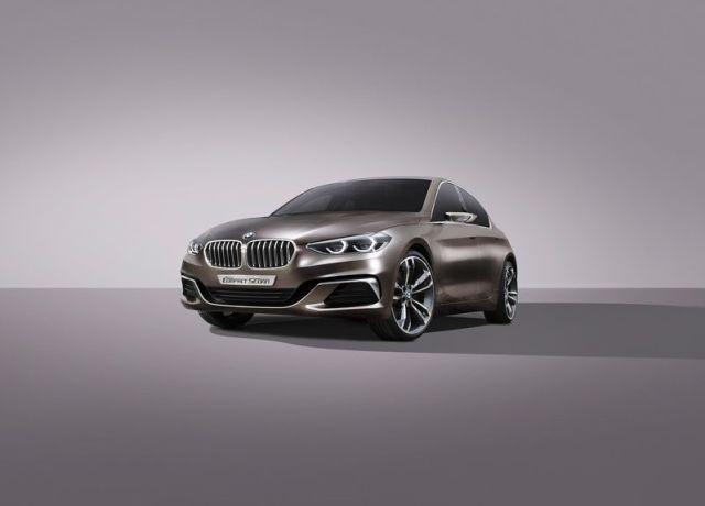 Concept BMW COMPACT SEDAN