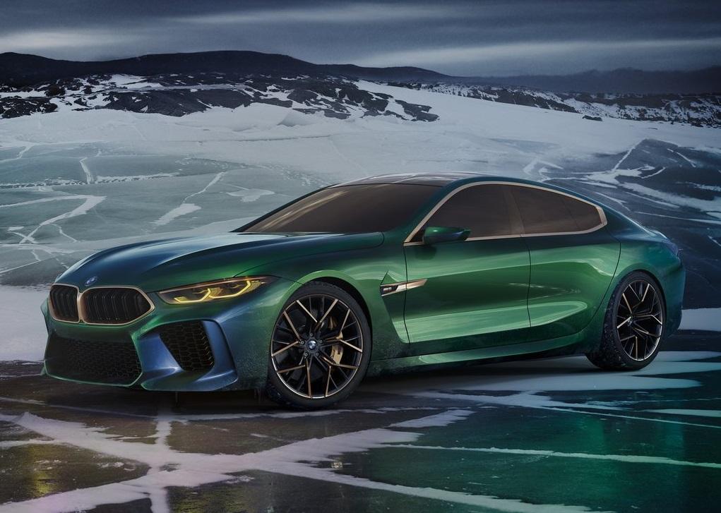 Concept BMW M8 GRANCOUPE