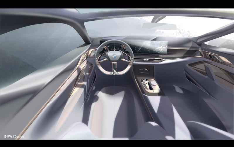 Concept BMW i4