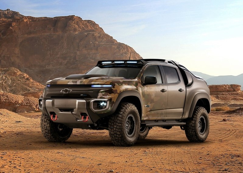 Concept CHEVROLET COLORADO ZH2