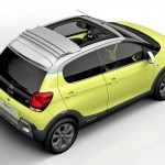 Concept CITROEN C1 URBAN RIDE
