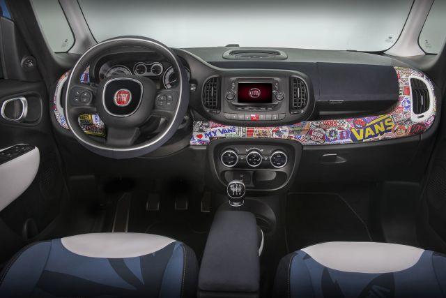 Concept FIAT 500L VANS