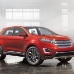 Concept FORD EDGE SUV