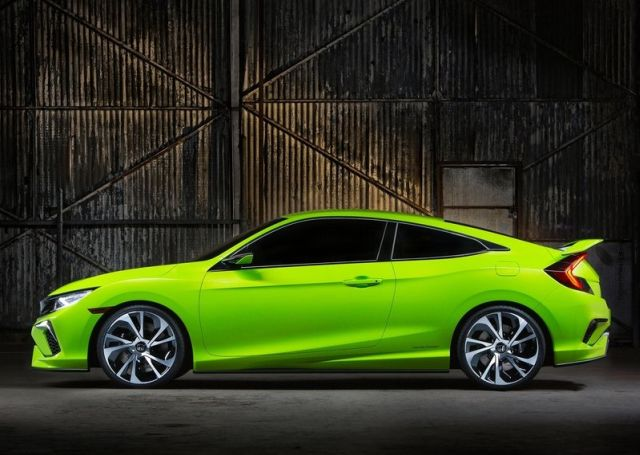 Concept HONDA CIVIC Coupe