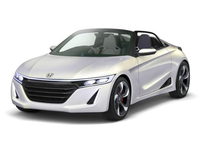 New Concept HONDA S660