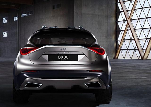 Concept INFINITI QX30