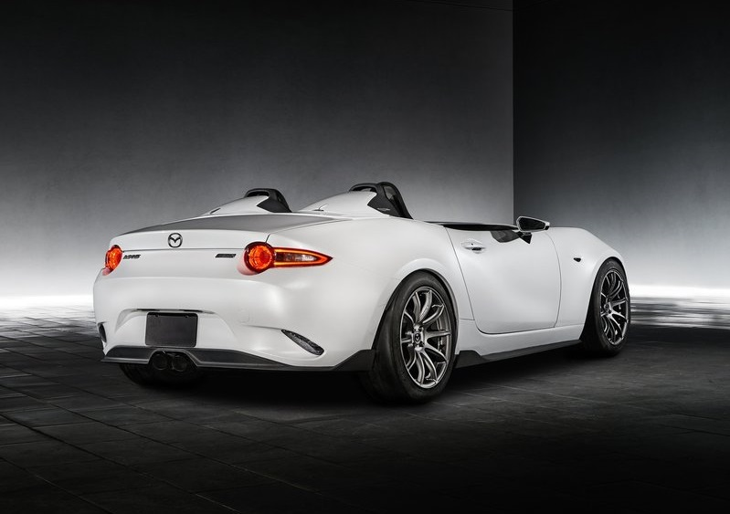 Concept MAZDA MX-5 Speedster Evolution
