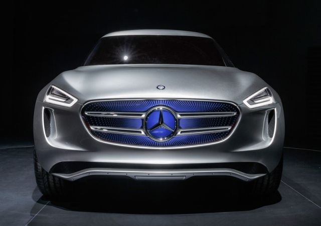 Concept MERCEDES VISION G-CODE