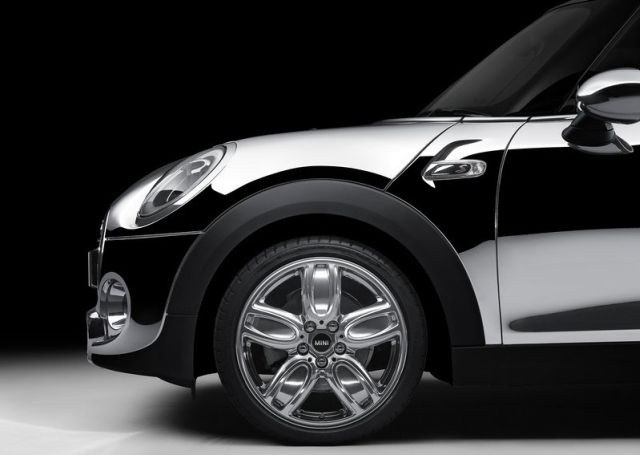Concept MINI CHROME LINE DELUXE