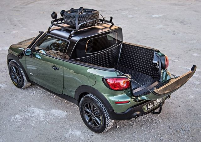 MINI Pick-up  PACEMAN ADVENTURE Concept