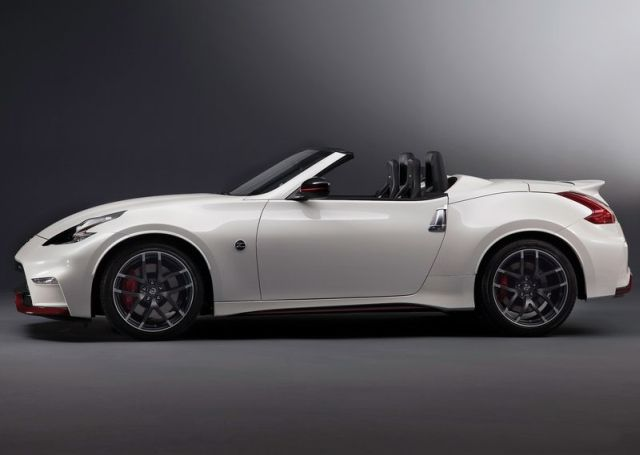 Concept NISSAN 370Z NISMO ROADSTER