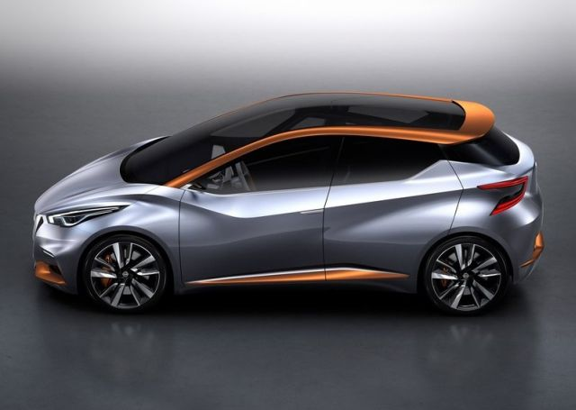Concept NISSAN SWAY