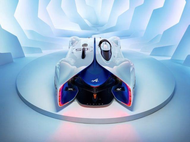 Concept RENAULT ALPINE VISION GRAN TURISMO