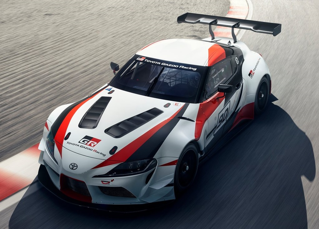 Concept TOYOTA GR SUPRA RACING-oopscars