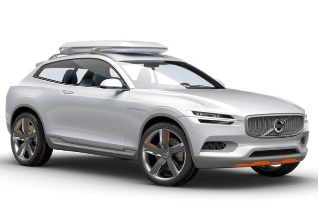 Concept VOLVO XC COUPE SUV