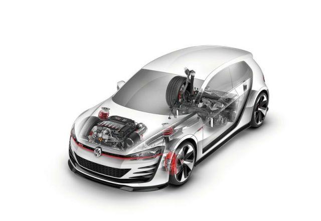 Concept VW DESING VISION GTI