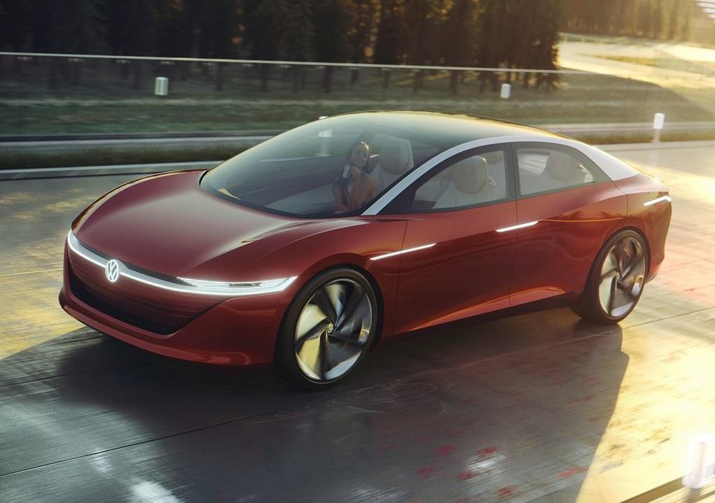 Concept VW ID VIZZION
