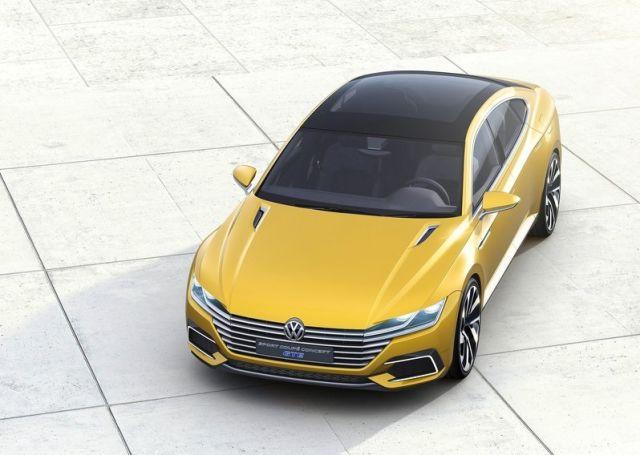 Concept VW SPORT COUPE GTE