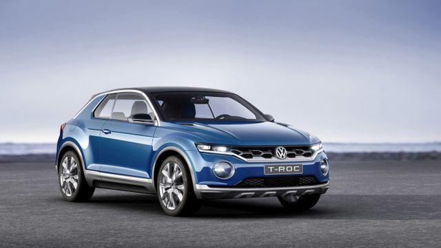 Concept VW T-ROC