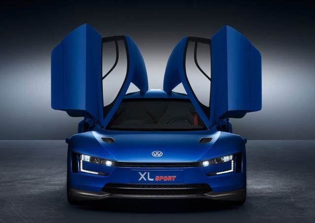 Concept VW XL SPORT