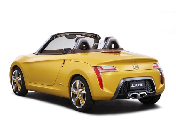 Daihatsu roadster concept D-R concept