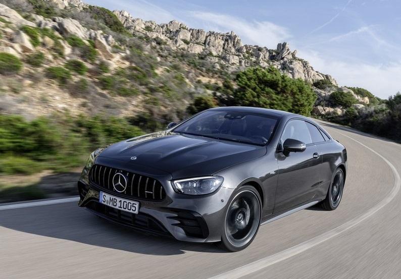 2021 Mercedes-Benz E53 AMG Coupe