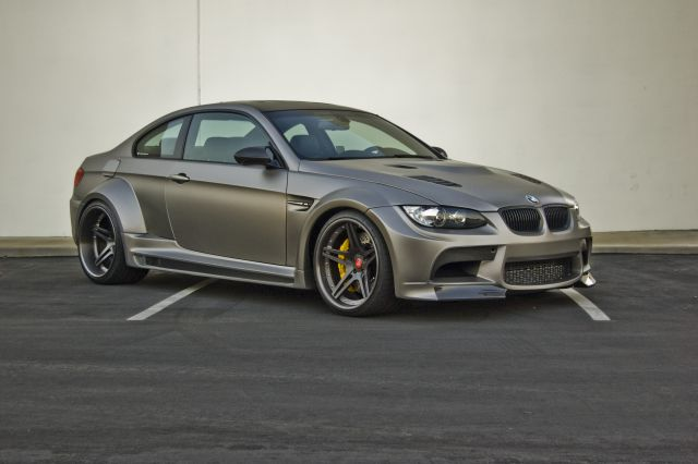 E92 BMW M3 tuned by VORSTEINER-GTRS3