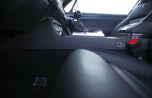 Muscle Car - EQUUS BASS 770