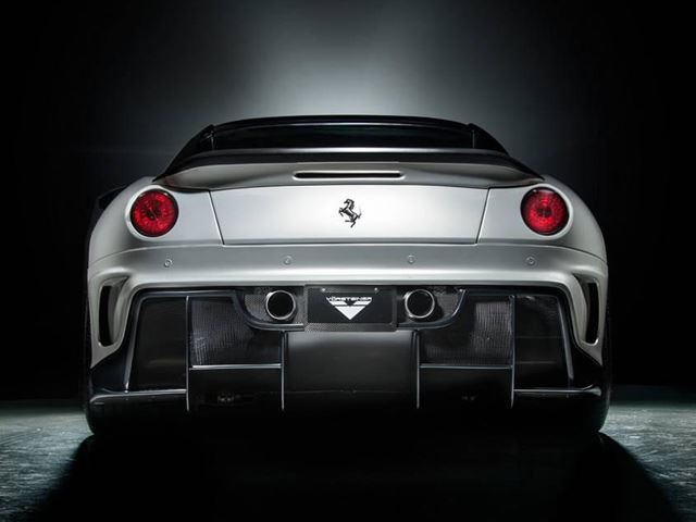 FERRARI_599_VX_tuned_by_VORSTEINER_rear_pic-5