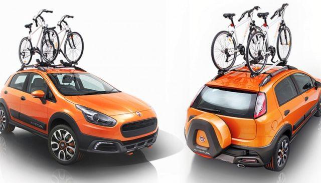 FIAT PUNTO AVVENTURA -Crossover-Mini SUV