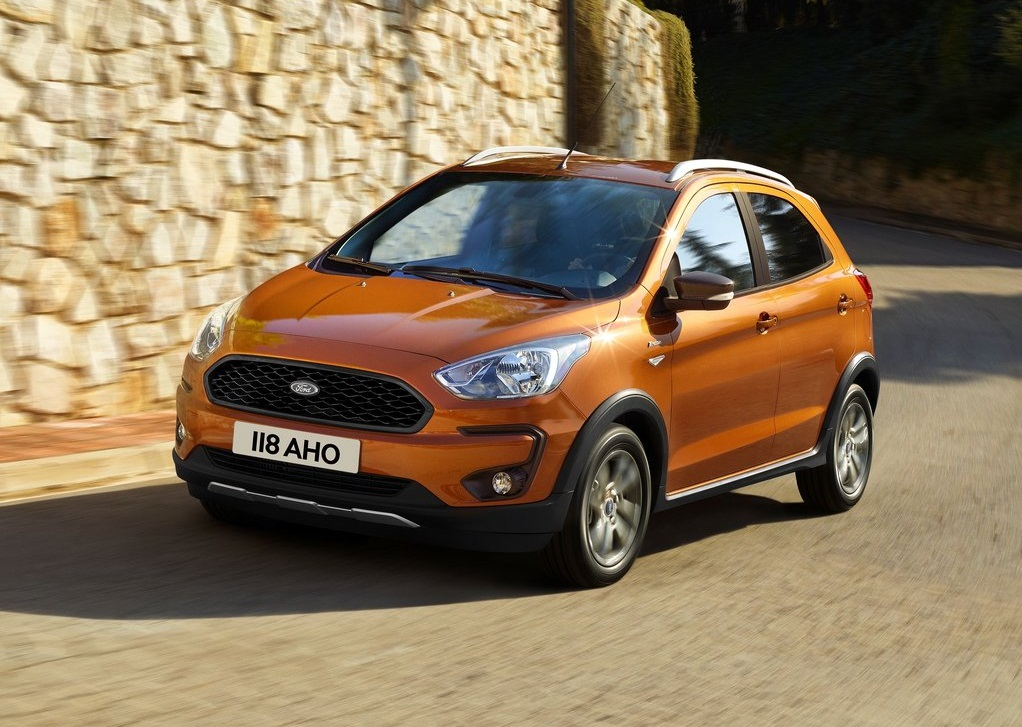FORD KA PLUS ACTIVE-oopscars