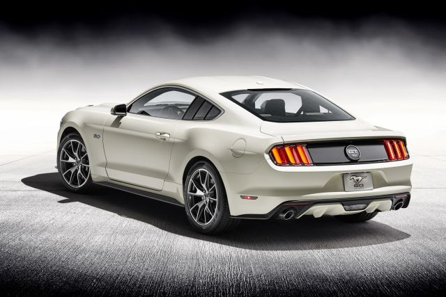 FORD MUSTANG 50th Anniversary