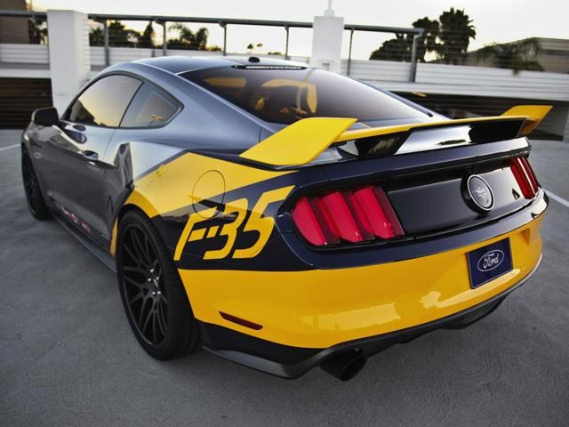 FORD_MUSTANG_GT_LIGHTNING II EDITION pic-3